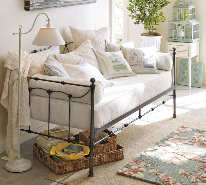 Pottery Barn Daybed Furniture Selections - HomesFeed