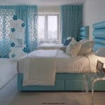 Blue Color Of Bedroom Ideas For Young Adults