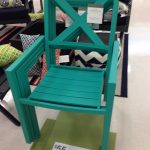 Blue Wooden Target Patio Chairs