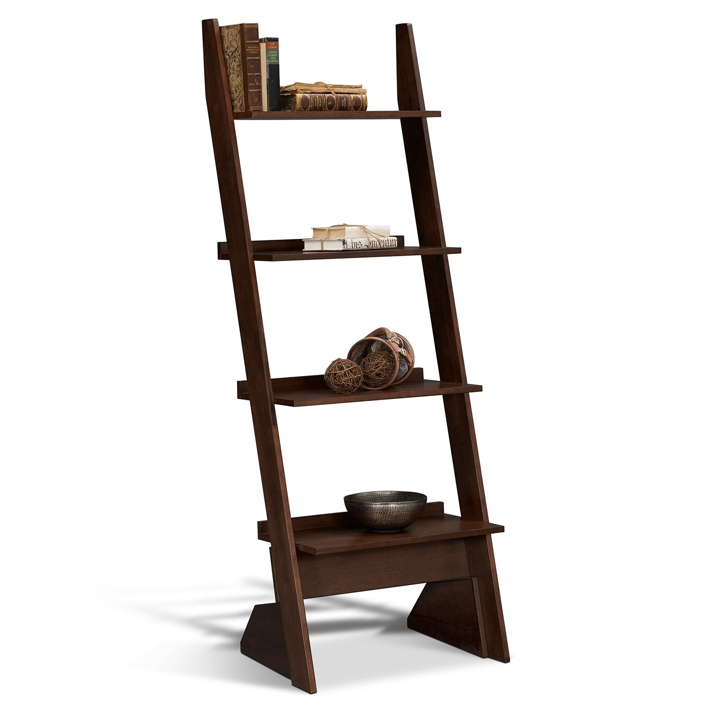 buy popular a7934 6f10e Leaning Ladder Bookshelf | HomesFeed