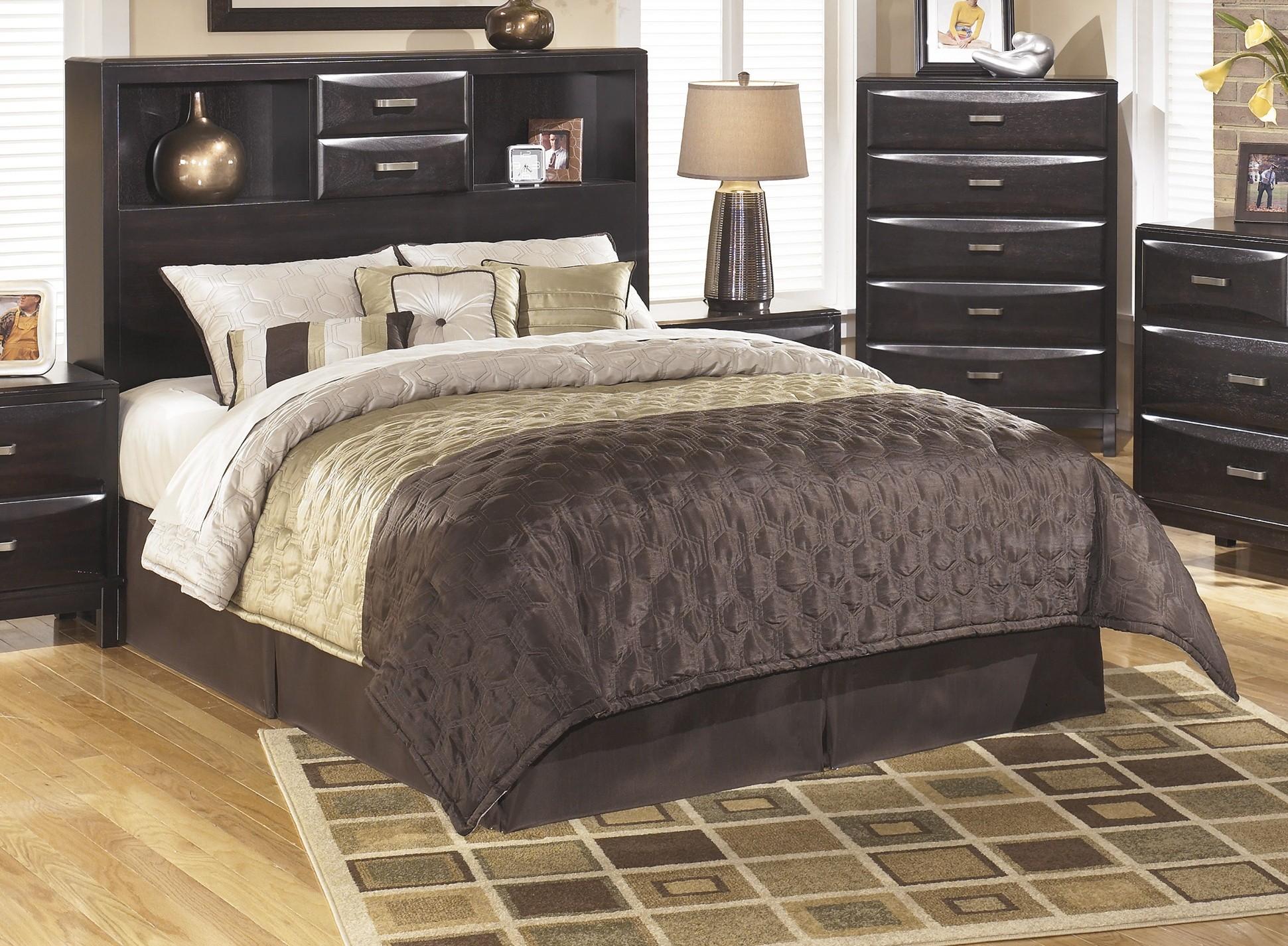 cal king headboards design homesfeed. Black Bedroom Furniture Sets. Home Design Ideas