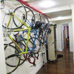 Ceiling Mounted Bike Rack Series