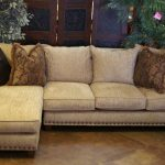 Classic Style Of 2 Piece Sectional Sofa With Chaise With Pillows