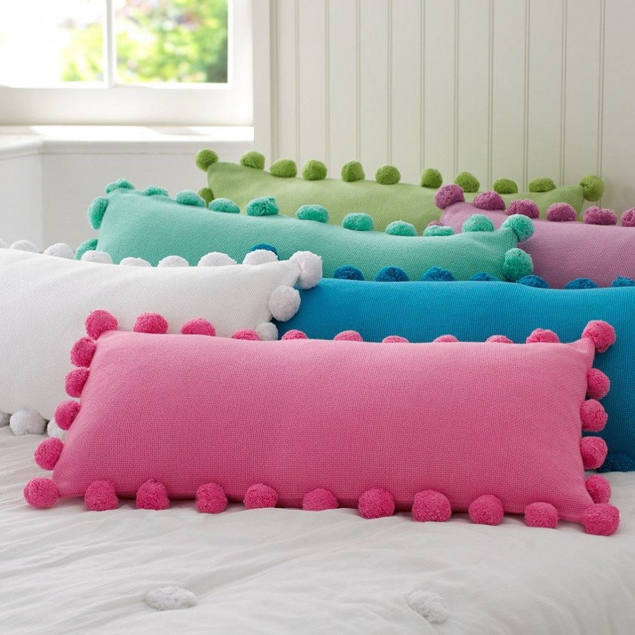 Colorful Color Of Pillows Design Ideas : ideas for pillows on bed  - pillowsntoast.com