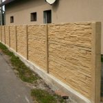Concrete Wall Fence Panels