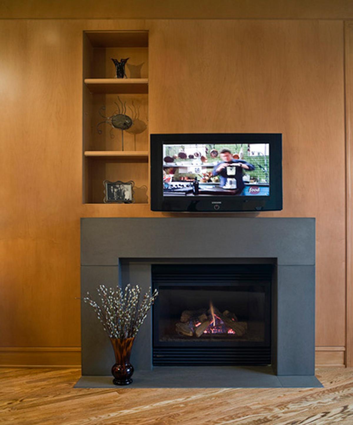 fireplace designs ideas homesfeed