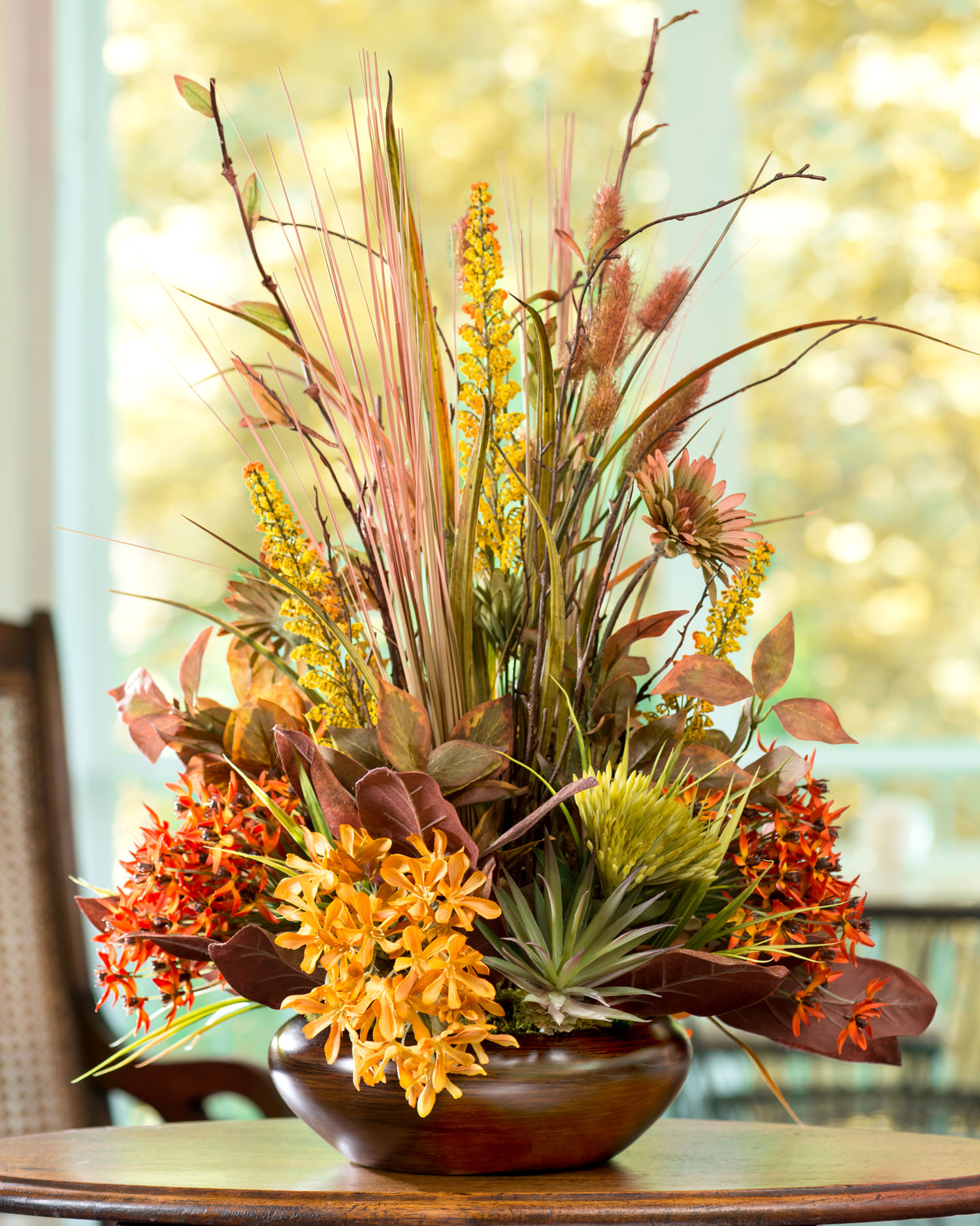 Fall center pieces ideas homesfeed