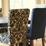 Cool Different Design Of Parson Chair Slipcovers