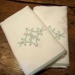 Cool Monogrammed Towels For Guests