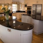 Country Island Kitchen Units