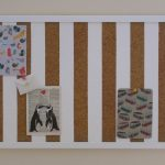 DIY Cool Cork Boards With Simple Fabric Design