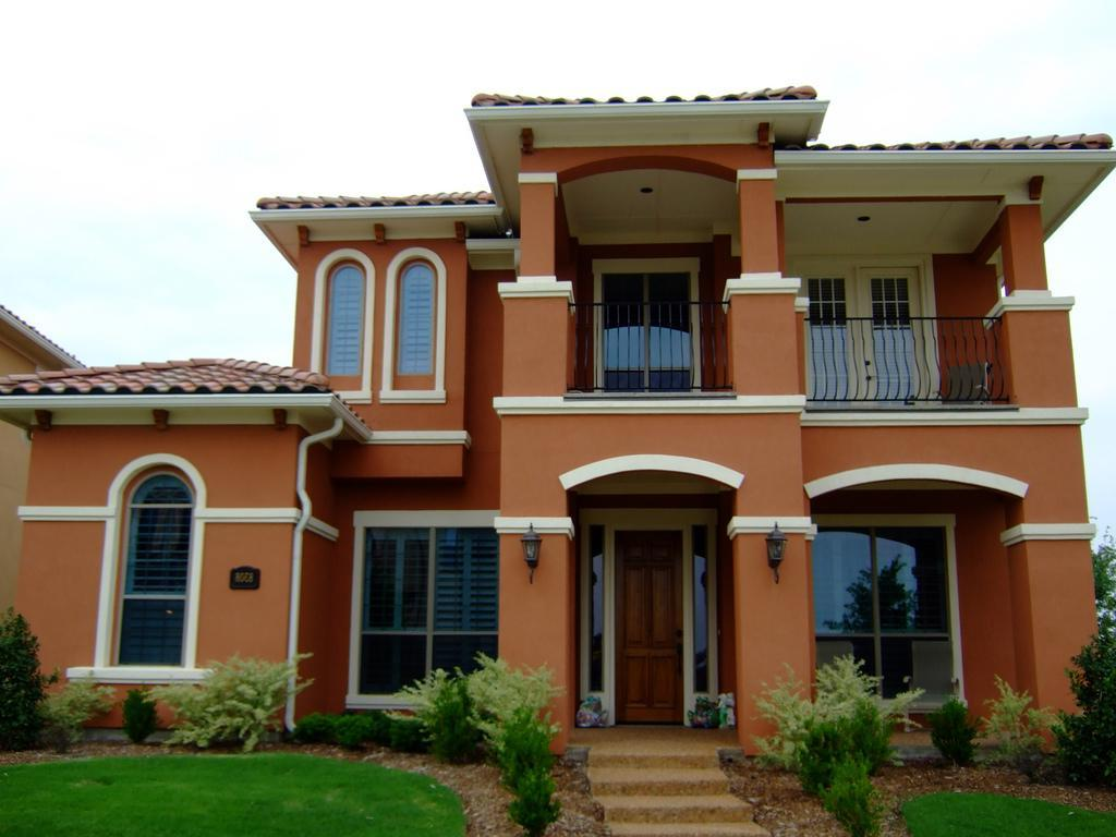 Exterior colors for houses ideas homesfeed for House color design exterior philippines