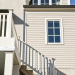 Deck Stairs With Siding Options for Homes