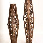 Decorative Wicker Table Lamps