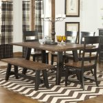 Dining Room Sets Target With Bench And Stylish Rug