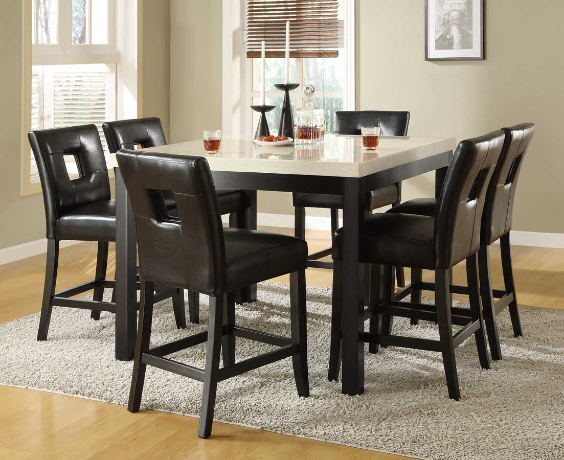 Dining Room Sets Target With Dark Chairs Awesome Table And Grey Fur Rug