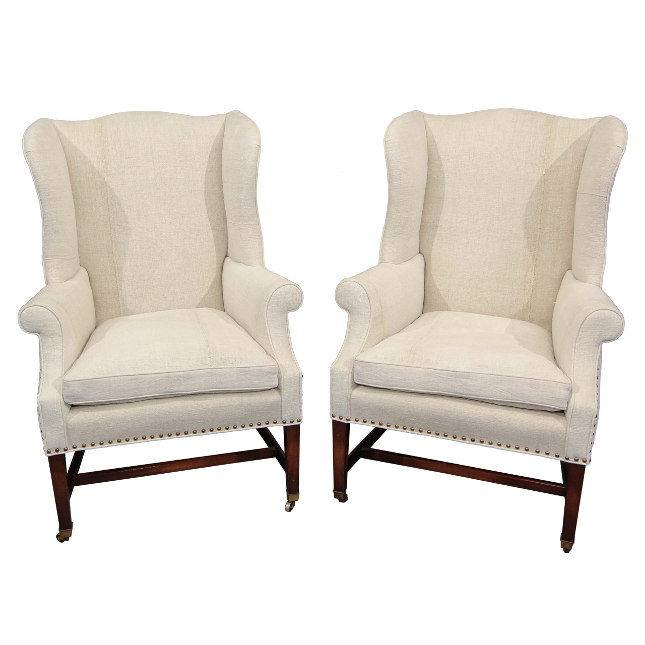 Small Wingback Chairs For Dining Room