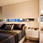 Elegant Bedroom Of Modern Apartment Interior
