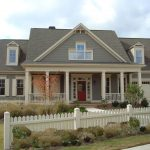 Exterior Paint Color For Houses With White Front Fence