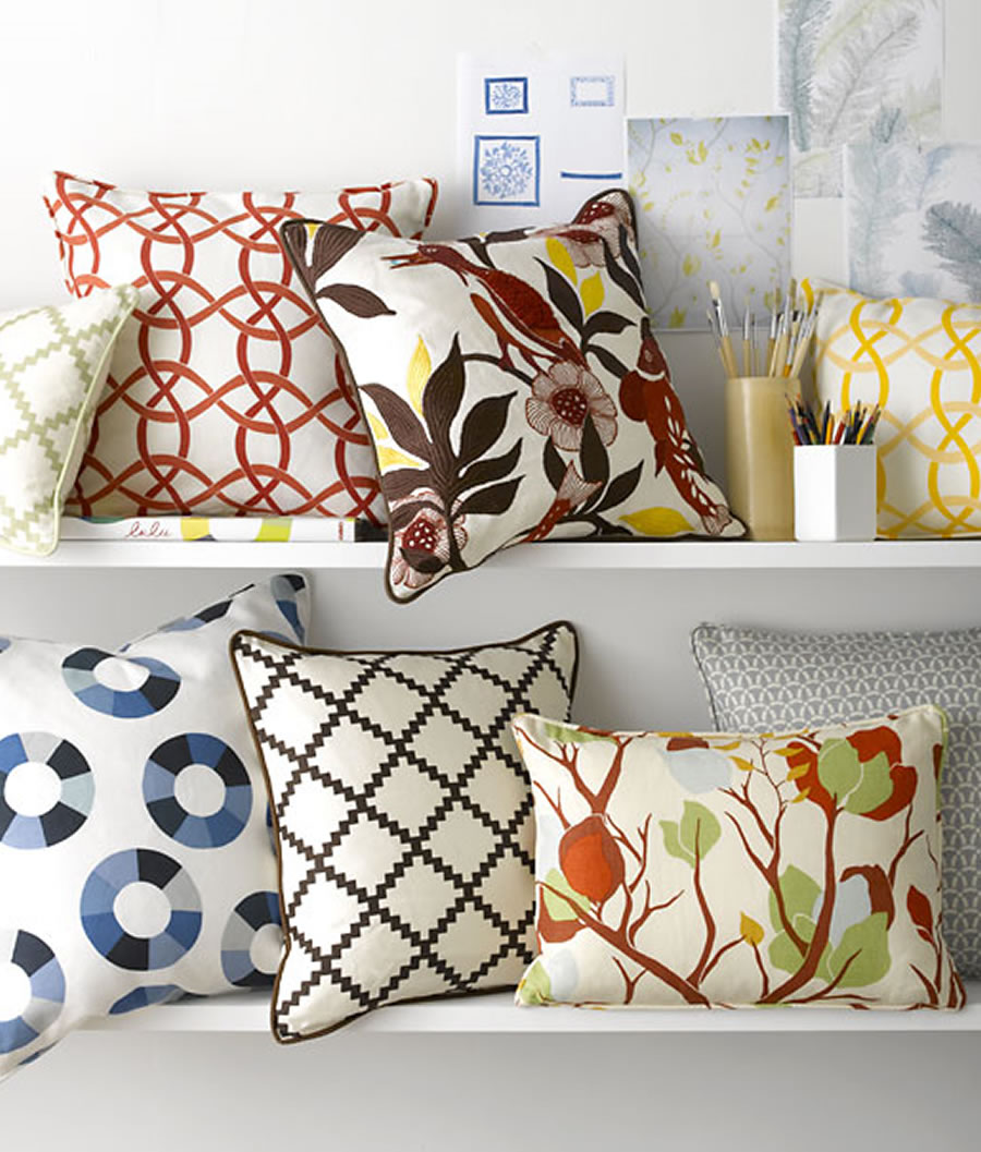Pillows Design Ideas | HomesFeed