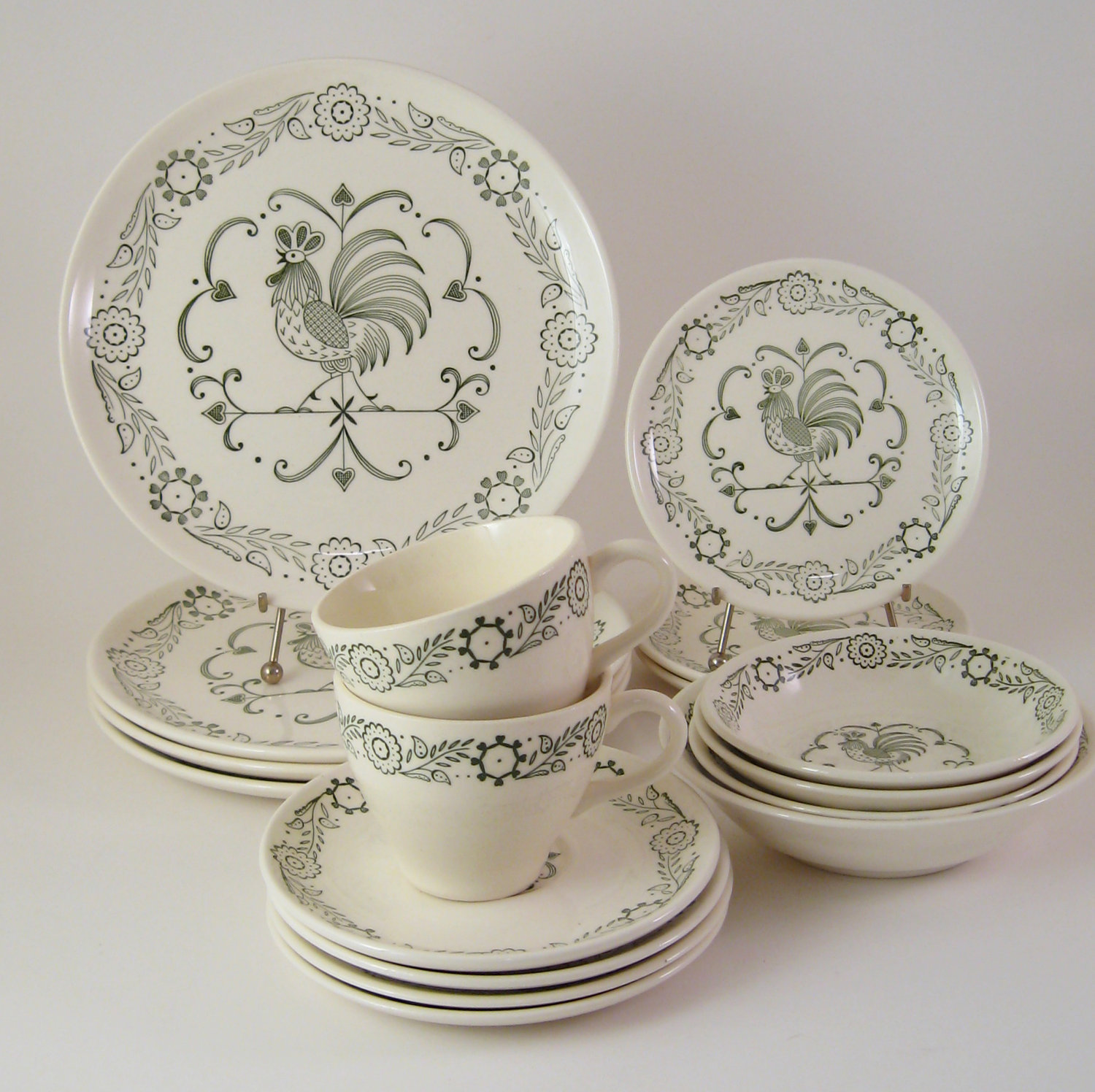Floral Paisley Dinnerware White Set  sc 1 st  HomesFeed & Best White Dinnerware | HomesFeed