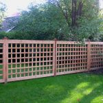 Garden Backyard Fencing Ideas