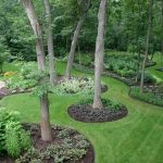 Green NAtural Backyard Garden Design Ideas
