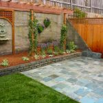 Hardcastle Outdoor With Cool Garden Design For Backyard Fencing Ideas