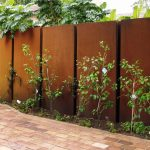 Hardwood Wall Fence Panels