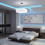 Hidden Lighting For Ceiling Bedroom Designs