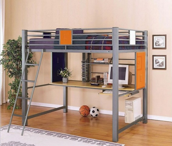 IKEA Loft Bed Design Ideas