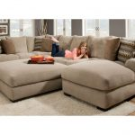 Large And Big 2 Piece Sectional Sofa With Chaise