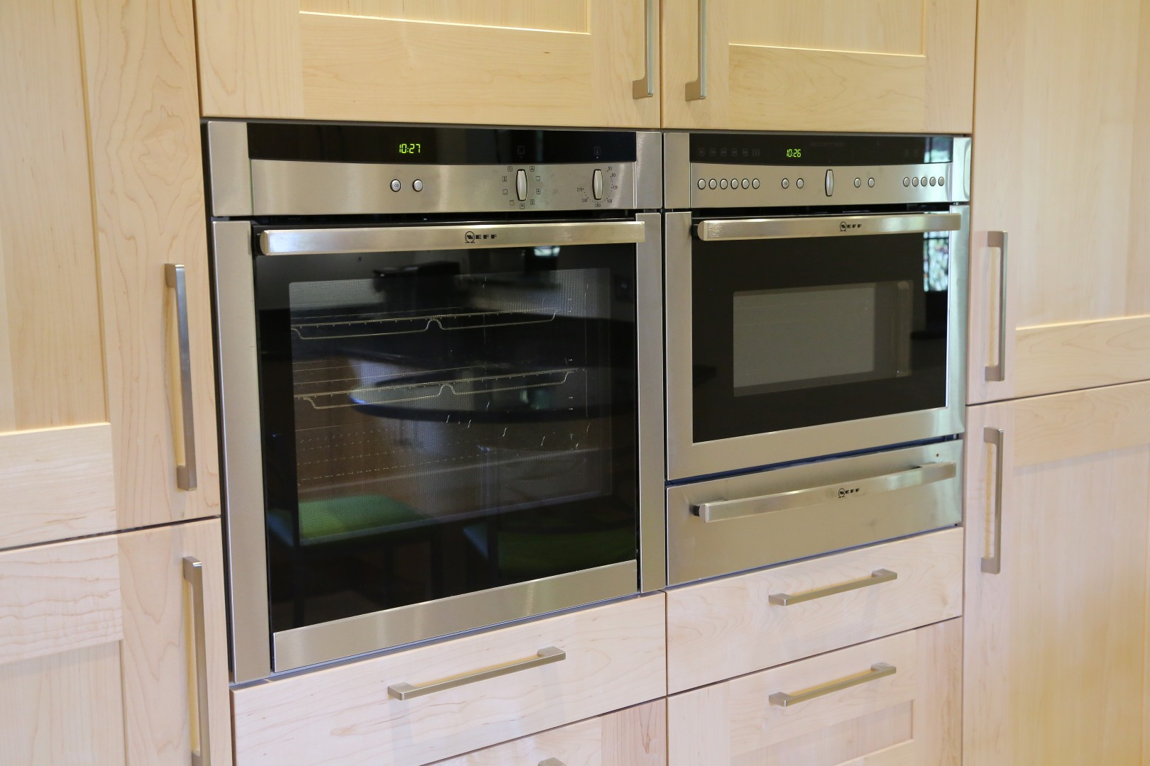 Large Side By Side Ovens