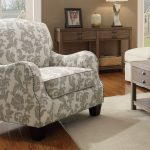 Living Room Comfortable Accent Chairs With White Rug Table With Drawers And Wooden Floor