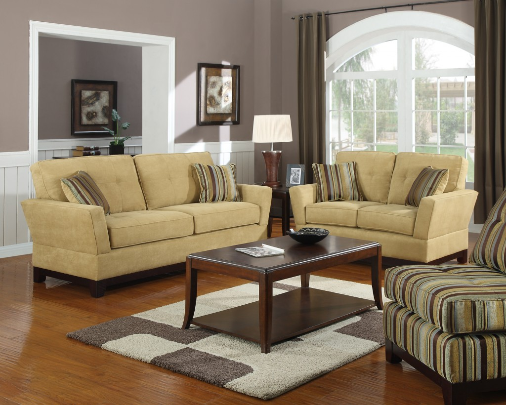 Living room furniture arrangement homesfeed for Living room chairs