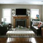 Luxury Living Room Furniture Arrangement
