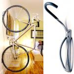 Metal Bike Rack Idea Mounted On Wall