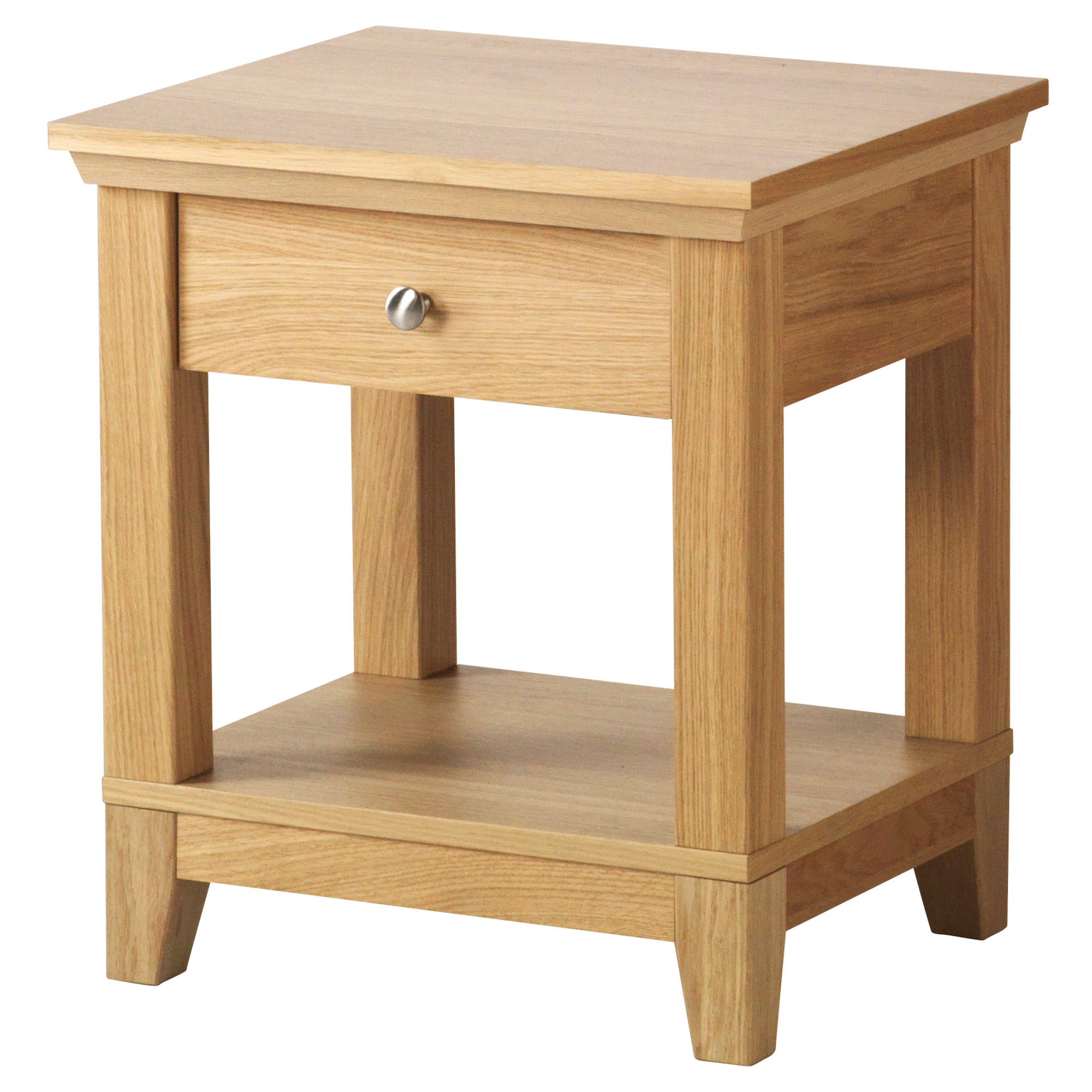 bedside table height deasign homesfeed rh homesfeed com