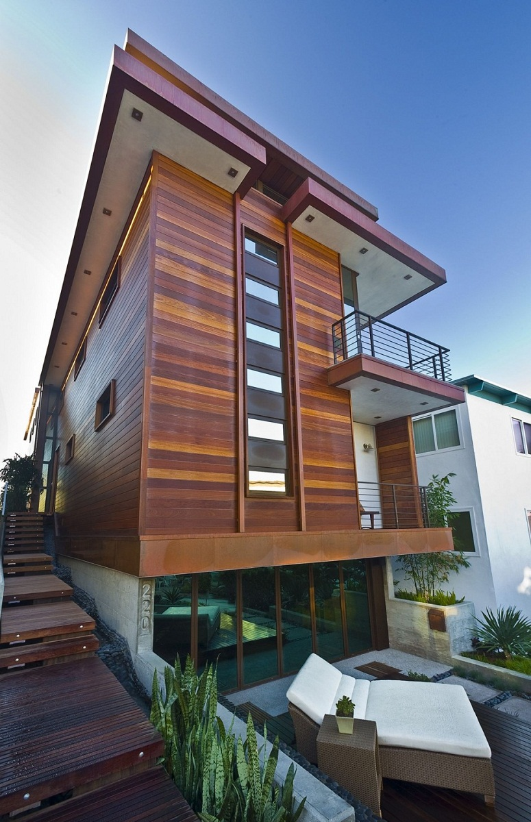 Wooden House Designs  U2013 Homesfeed