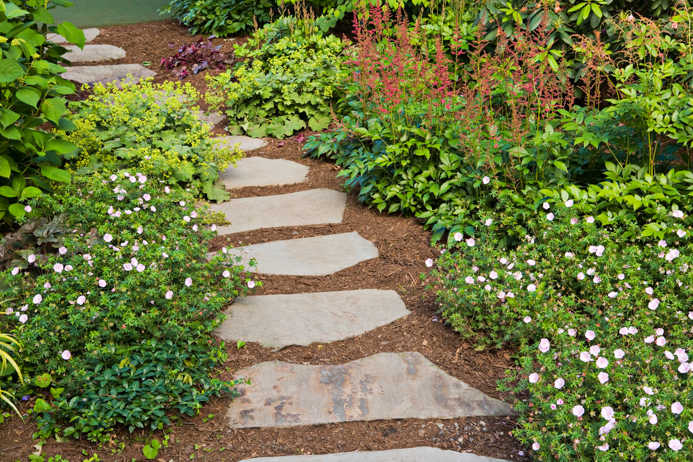 Garden Pathways Designs HomesFeed