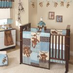 Monkey Theme For Bedding Sets For Cribs
