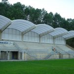 Polycarbonate Roof Panels For Hall