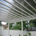 Polycarbonate Roof Panels Transparent