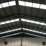 Polycarbonate Roof Panels With Lights