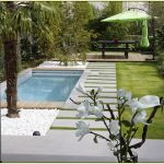 Pool Design For Small Yards With Gazebo