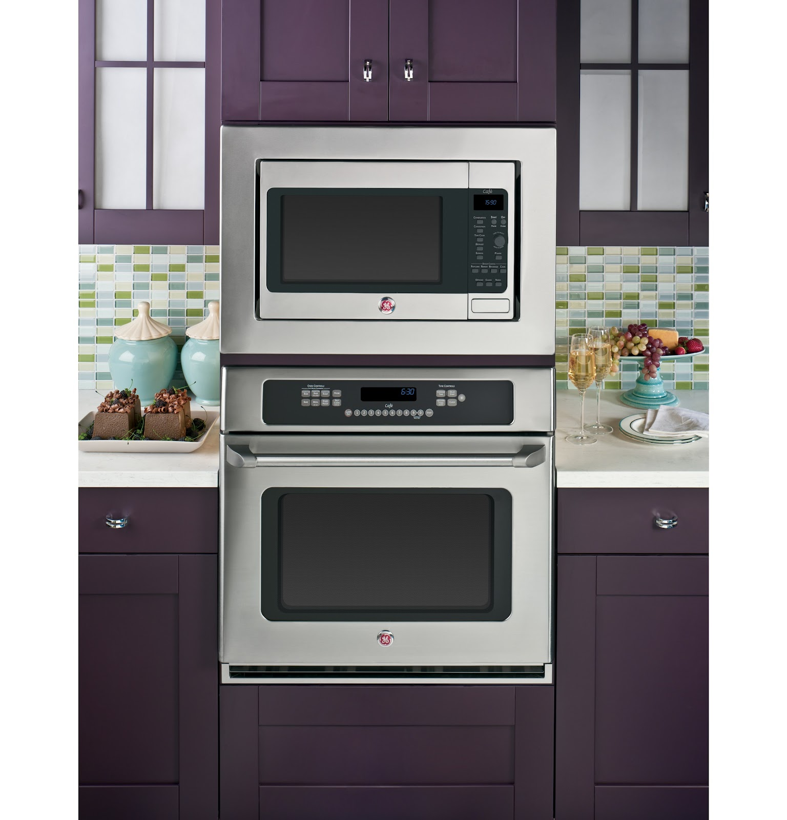 Side By Side Oven And Microwave: Side By Side Ovens