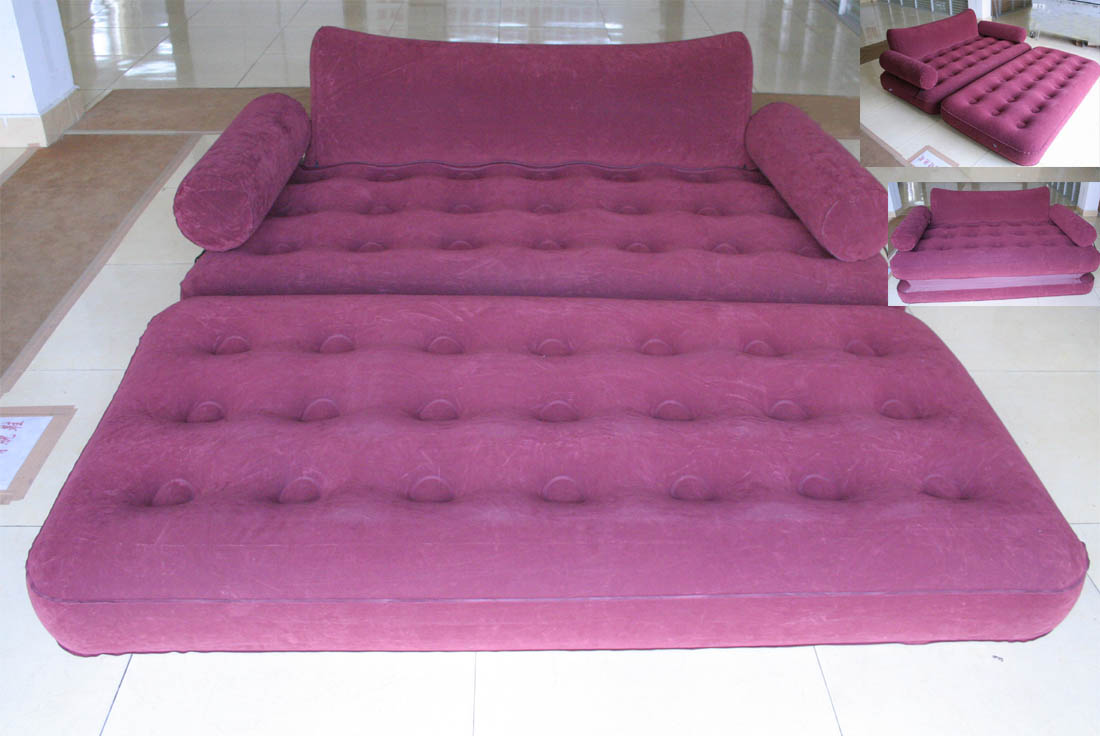 Purple Sofa Bed Solution For Guest Bed. Guest Bed Solutions Ideas   HomesFeed