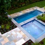 Rectangular Pool Design For Small Yards