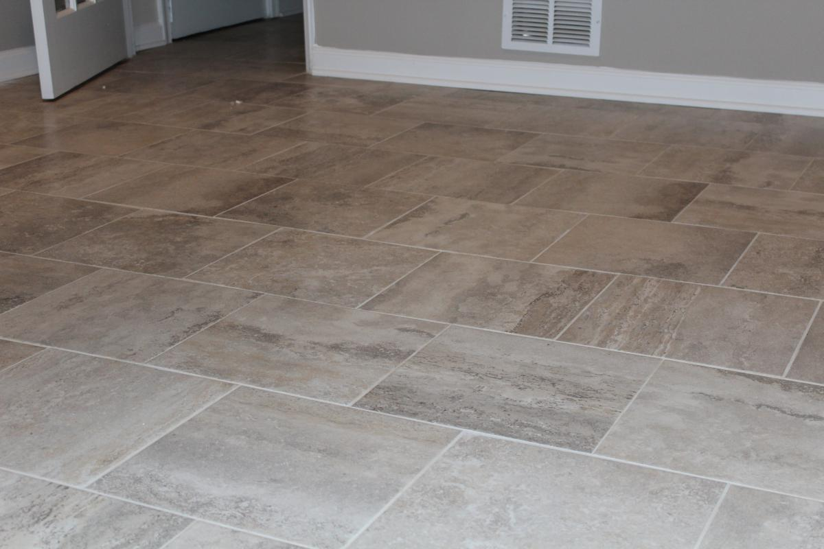 Rectangular Floor Tile Design | HomesFeed