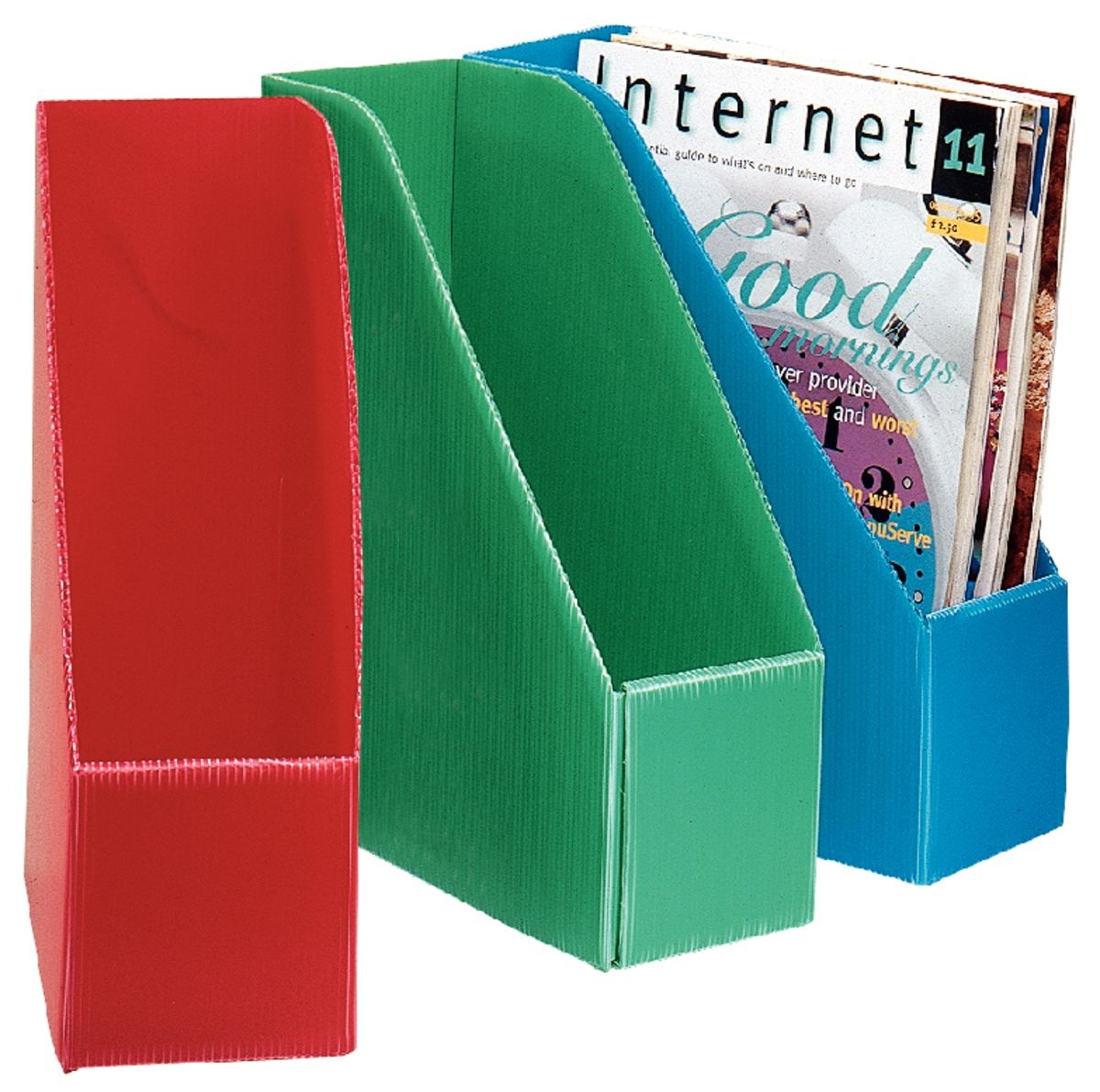 Plastic Magazine Holders Ideas Homesfeed